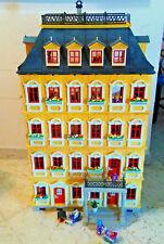 Playmobil 5301 Magnifique Maison Victorienne de 5 étages Meublée
