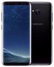 Samsung Galaxy S8 Plus G955FD 6.2-Inch 4GB/64GB LTE Dual SIM UNLOCKED Black