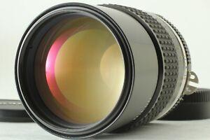 [MINT] Nikon Nikkor Ai-S 135mm f/2.8 Telephoto Lens w/ Cap From Japan #554