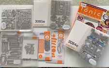 Tonic Studios Card Making Lot 84 Dies, 246 Paper Pack $136 Value NEW
