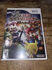 Super Smash Bros. Brawl (Wii, 2008) Factory Sealed Brand New UPC 045496902940