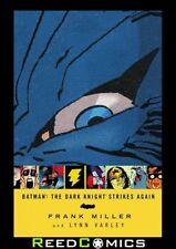 BATMAN THE DARK KNIGHT STRIKES AGAIN GRAPHIC NOVEL Frank Miller New Paperback
