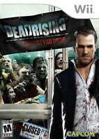 Dead Rising: Chop Till You Drop - Nintendo  Wii Game