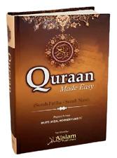 Quran Made Easy - Arabic & Contemporary English Translation (HB) (Al Islam)