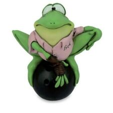 Funny Frosch Sport - Bowling