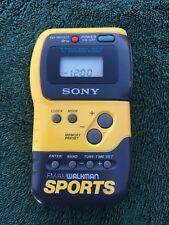 Sony Walkman Sports Radio FM/AM -SRF-M70