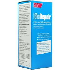 Biorepair Teeth and Mouthwash 500ml New from Germany