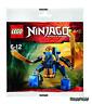 Lego Ninjago 30292 Jay Nano Mech Roboter Polybag Neuware / New