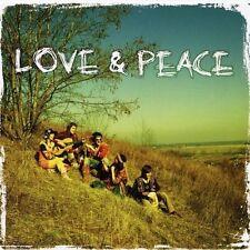 Love & Peace (2003, POLYSTAR) Edwin Starr, Lighthouse Family, Simon & [CD DOPPIO]