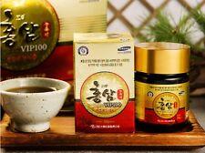 100% 100g Korean 6Year Red Ginseng Extract + 24K Gold Anti Radiation Sticker