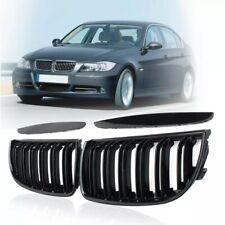Avant capot Grille calandre  pour BMW E90 E91 2005 2006 2007 2008