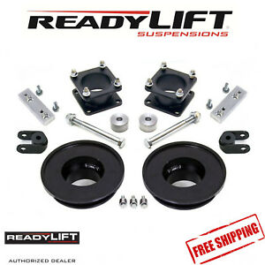 """ReadyLIFT 3"""" Front 2"""" Rear SST Lift Kit System Fits 2008-2021 Toyota Sequoia"""