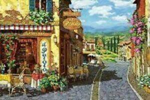Xtra Large Piece Jigsaw Puzzles - La Gensola