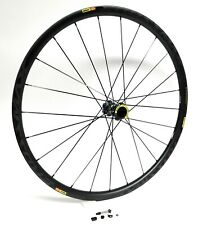 "Mavic Crossmax Pro Carbon 29"" TLR Tubeless Ready Boost Front Wheel 15X110 NEW"