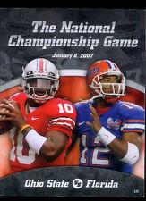 National Championship Game Ohio State Vs Florida January 8 2007 NCAA Leak  2006
