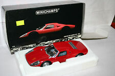 PORSCHE 904 CARRERA GTS 1964 ROSSA RED 1:18 MINICHAMPS 031289