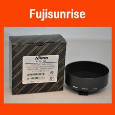 Original Nuevo Nikon HS-12 Parasol para AI-S 50mm f/1.2