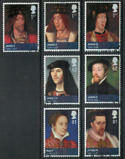 GB 2010 Kings and Queens: House of Stewart set used *COMBINED SHIPPING*