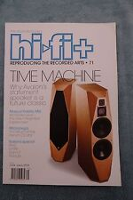 HiFi+ Magazine: Issue 71, the Musical Fidelity M6i Integrated Amplifier