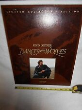 DANCES WITH WOLVES (VHS) LIMITED COLLECTION EDITION