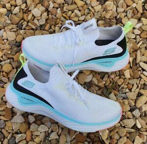 Ladies Skechers Size UK 6 Lite Weight Memory Foam Trainers Slip On Air Cooled