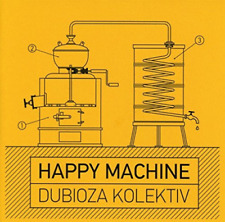Dubioza Kolektiv-Happy Machine  (UK IMPORT)  CD NEW