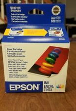 Epson Genuine Color - S020191 S02089 Ink Cartridge for Stylus 760 860 740 Expird