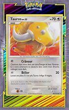 Tauros - Platine - 98/127 - Carte Pokemon Neuve Française