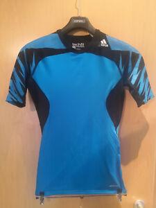 Adidas Unterhemd-/ Funktions-T-Shirt TechFit Größe M - Gebraucht WENIG GETRAGEN!
