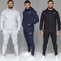 MYT Mens Full Tracksuit Set Zip Hoodie Hooded Sweatshirt Jogging Bottoms Joggers