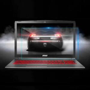 2XAnti Glare/Blue-Ray 17 Screen Protector For MSI GL75 GF75 GE75 GP76 GE76 GP75