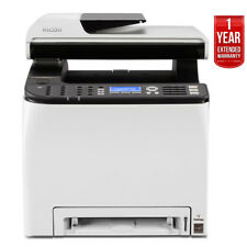 Ricoh SP C250SF Color Multifunction Laser Printer + 1 Year extended warranty
