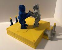 """Vintage and Original """"Rock 'em Sock 'em Robots"""" by Ideal - 1989 Edition"""