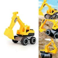 Simulation Engineering Car Excavator Model Tractor Dump Truck Model Toy Kid Gift