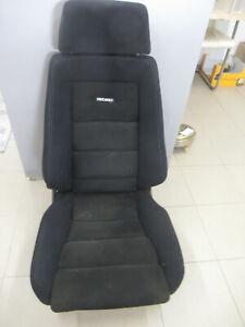 Original Alfa Romeo Alfetta Gt Gtv Recaro Seat Right Passenger Seat
