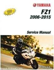 2006 – 2015 Yamaha FZ-1 Motorcycle Service Manual : LIT-11616-19-79