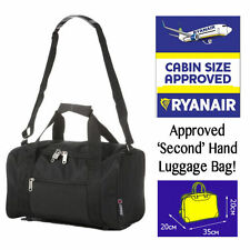 Lightweight 35x20x20cm Ryanair 2nd Extra Carry On Cabin Bag Small Holdall Sports