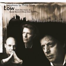 PHILIP GLASS - LOW SYMPHONY  VINYL LP NEU