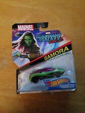 Marvel Guardians of the Galaxy Gamora Hot Wheels N.I.P