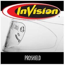 VCAN Invision Pro Shield Clear Anti Fog Helmet Visor Insert Universal Motorbike