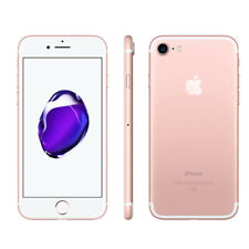 Apple iPhone 7 - 128GB - Oro Rosa - Desbloqueado SIM Free A1778 (GSM)