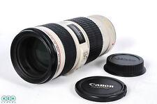 Canon 70-200mm F/4 L IS USM EF Mount Lens {67}