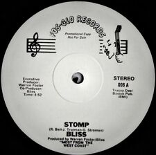 "BLISS ‎– Stomp (Original Version) - 12"" INCH"