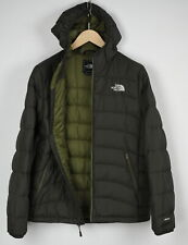 THE NORTH FACE 600 C874 Men's MEDIUM Goose Down Quilted Hooded Jacket 28944-JS