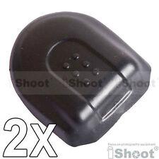 2 x Hot Shoe Protector Cover/Cap BS-2 for Nikon &Canon/Pentax SLR Camera ISO518