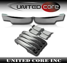 07-13 Chevy TAHOE SUBURBAN Chrome Mirror Cover Chrome Door Handle Cover 4Dr