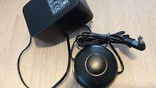 Rarität: STECKER NETZTEIL AC 12V 1000mA Wechselspannung mit Schnur+Schalter