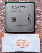 AMD A10-Series AD5700OKA44HJ Quad-Core 3.4GHz/4M Socket FM2 Processor CPU + GPU