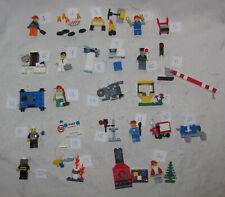 LEGO Advent Calendar Set 7904 Complete with Lego Parts - No Box - Santa, City