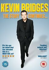 Kevin Bridges - The Story Continues… [DVD]   Brand new and sealed
